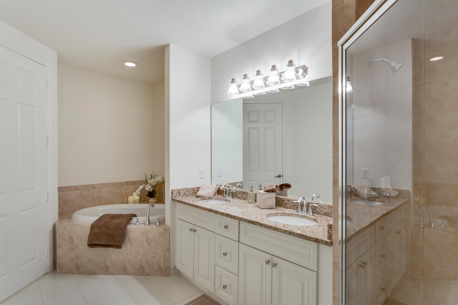 Carlsbad 2nd Master Bathroom