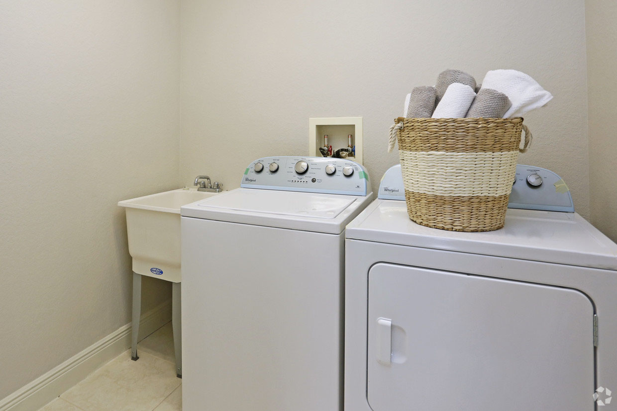 Broadmoor Laundry Room