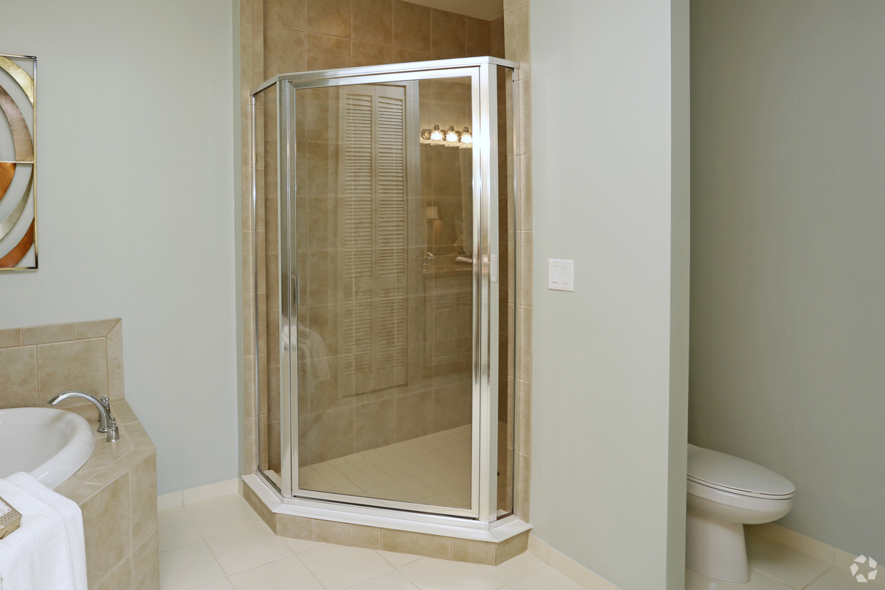 Broadmoor Master Shower