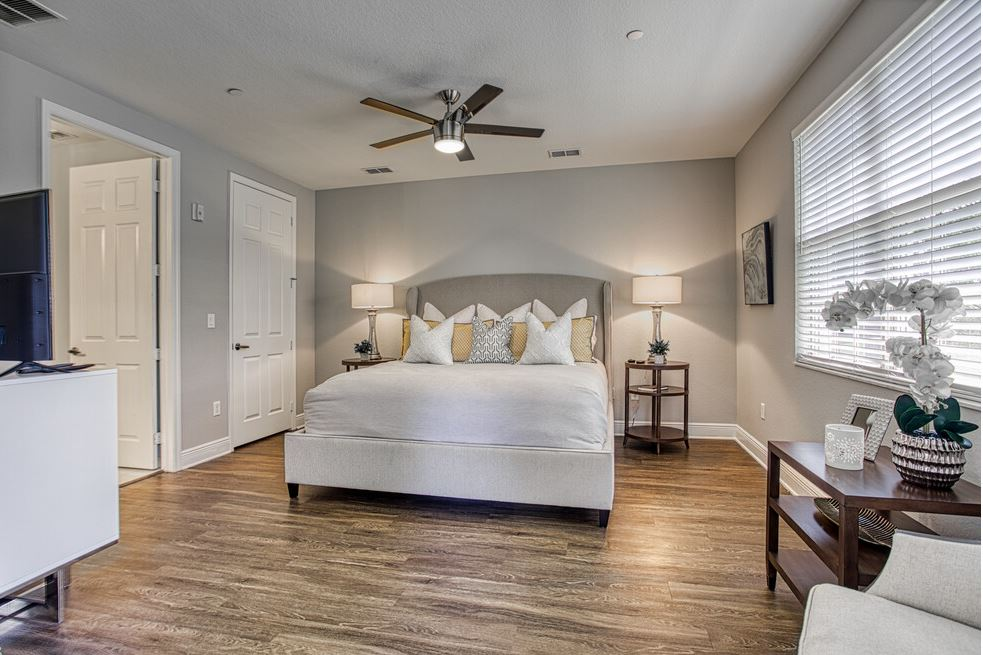 Broadmoor Master Bedroom