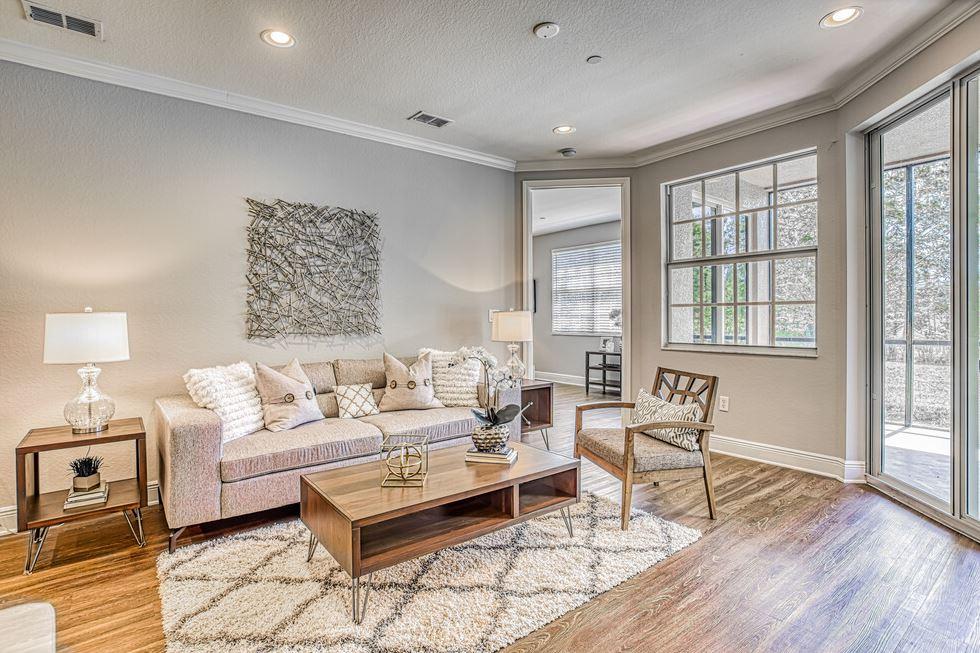 Broadmoor Living Area